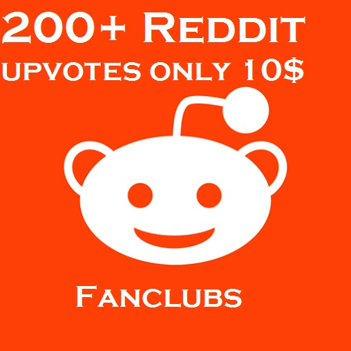 Fast 200 reddit upvotes to your reddit post or comments or articals