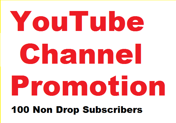 High Quality Channel Promotion Fully Safe and Non Dro...