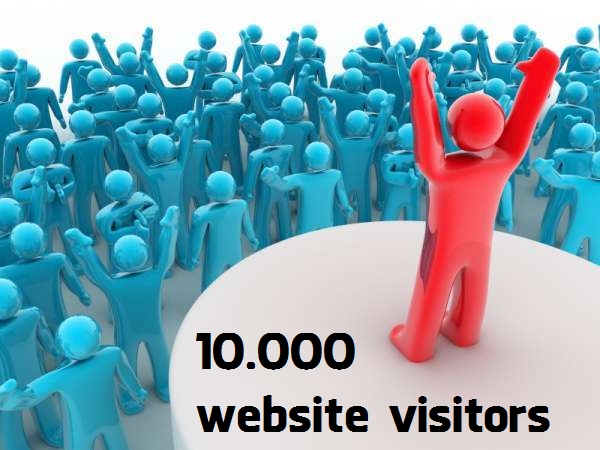 10000 Express Worldwide Visitors Traffic to Website in 24 Hour