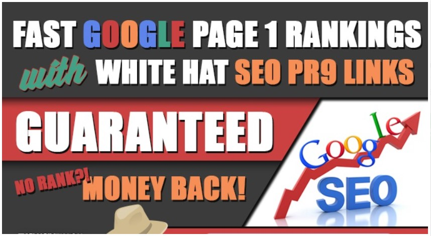 Rank you FIRST in 30 Days using 2018 Best SEO Service