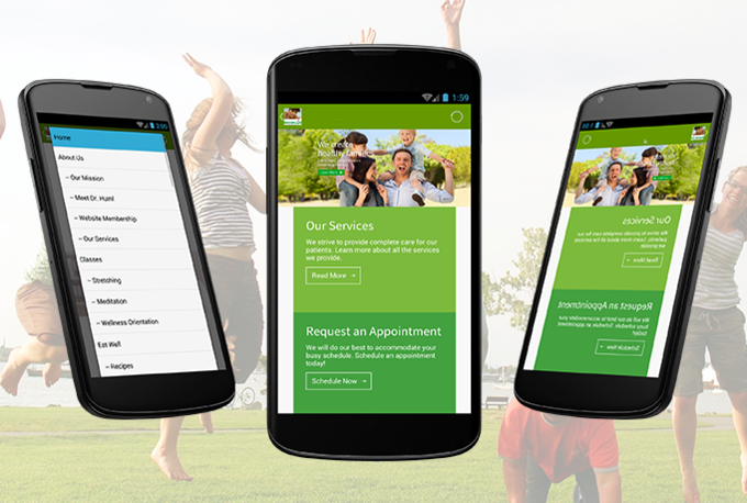 I will convert your website into a cool ANDROID app,  publish it on Google Play