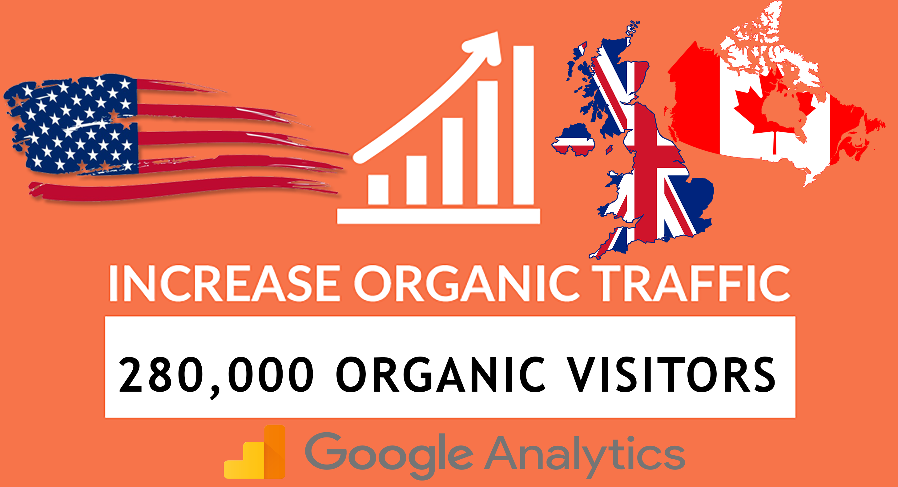 280,000 keyword targeted organic traffic within 30 days