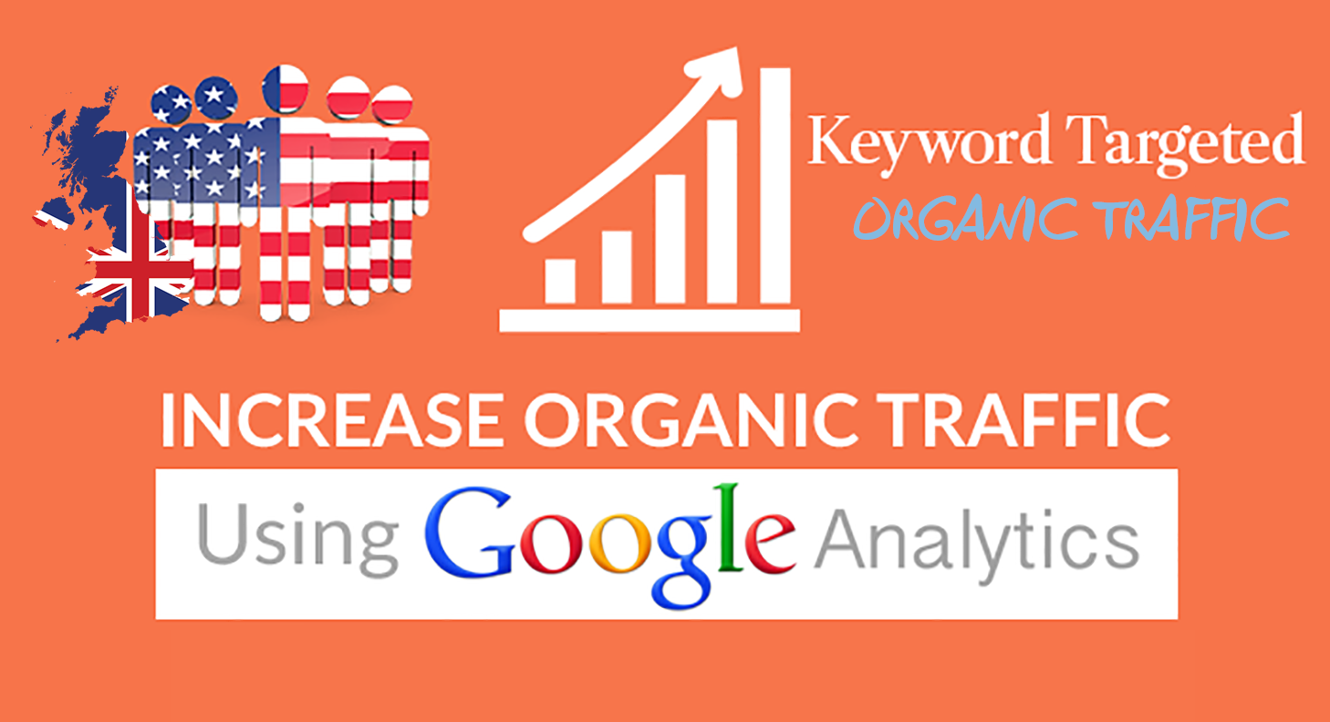 Drive UNLIMITED Keyword Targeted, Organic Traffic, ...