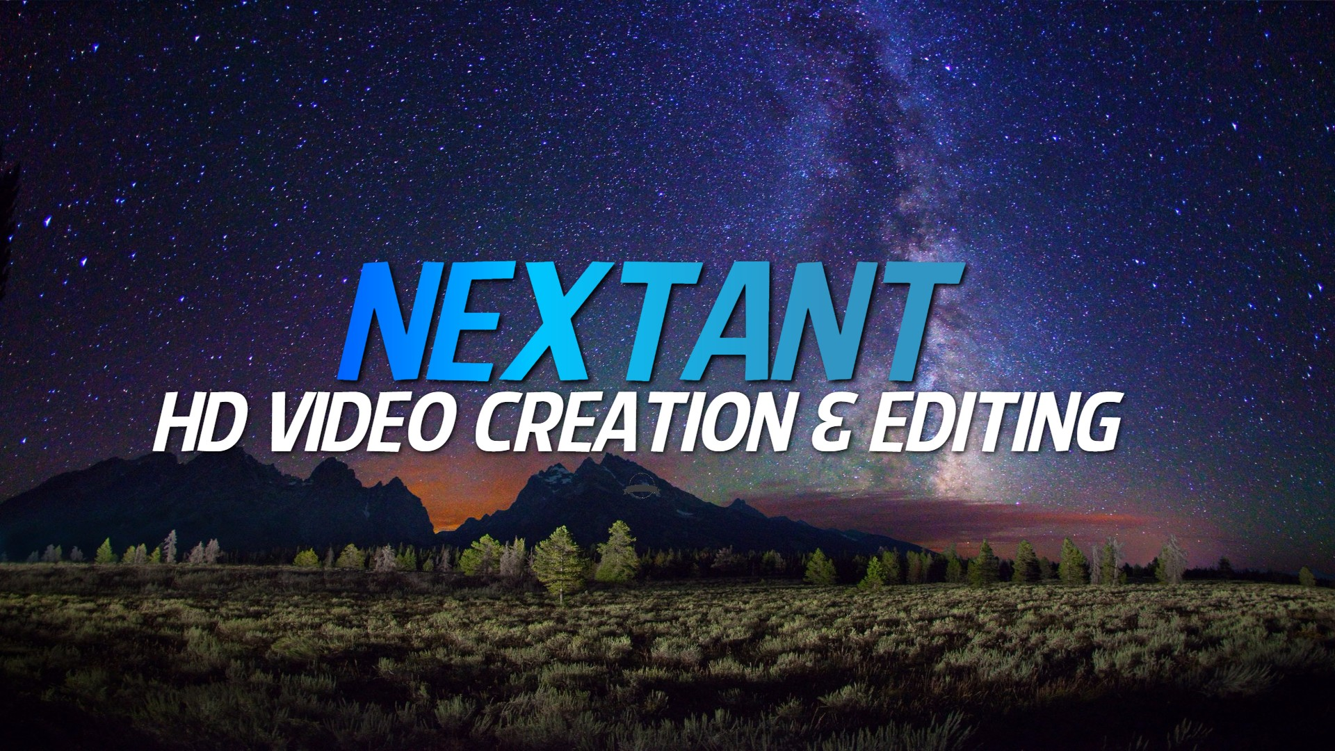 EXCLUSIVE 1080P HD VIDEO CREATION & EDITING