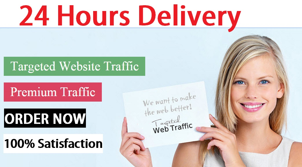 give you Killer list of Targeted website TRAFFIC