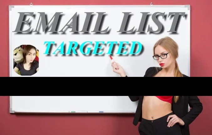 Provide 10,000 Email List Targeted Keyword Etc