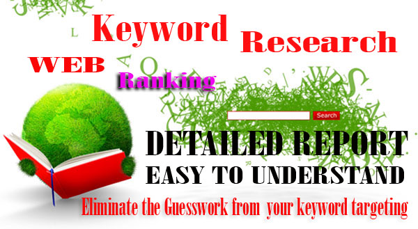 i give you run in Depth keyword research