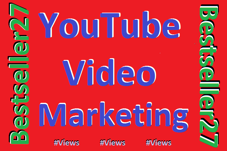 YouTube Video Social Media Marketing Promotion