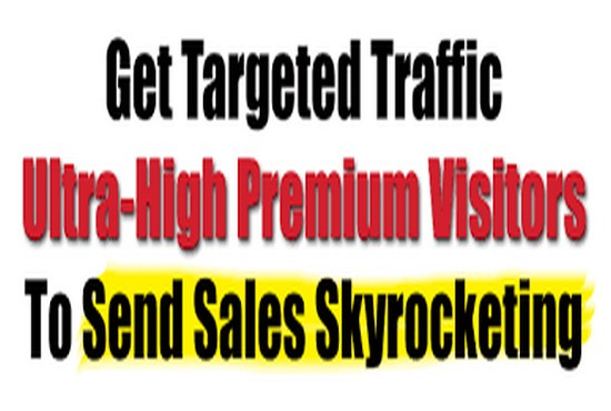 send usa niche targeted, website, traffic, visitors