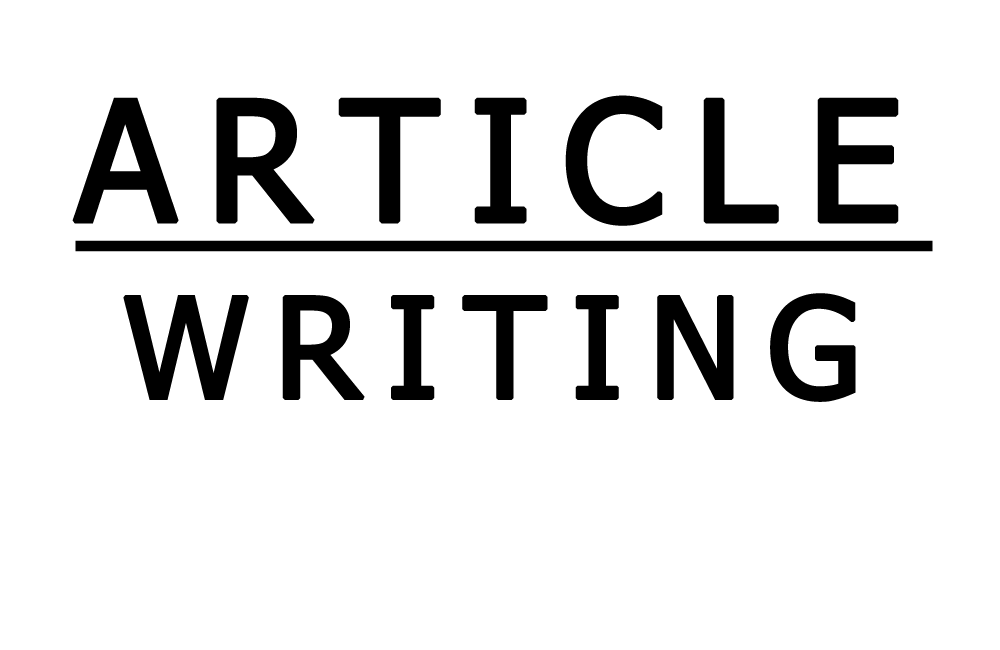 Organic High Quality Articles [600 Words]