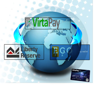 tell you How to exchange your VirtaPay $ to EgoPay $ or Liberty Reserve