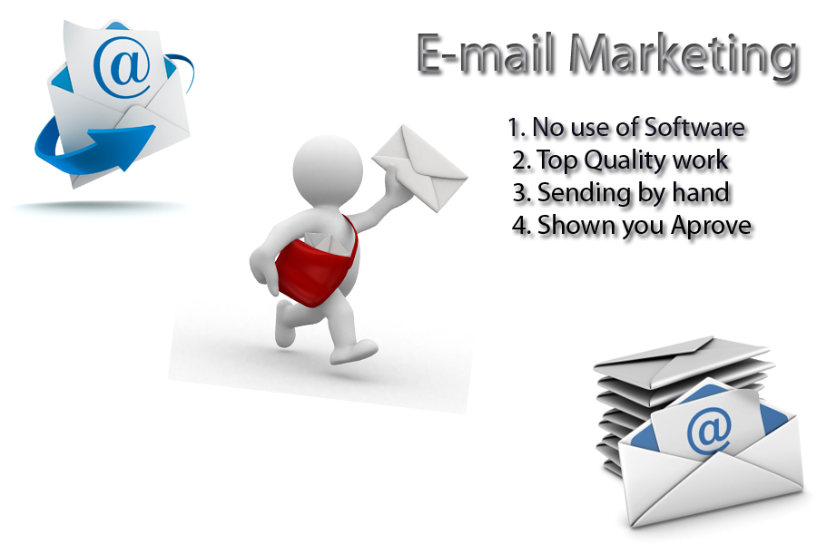 High Quality Email Marketing Service