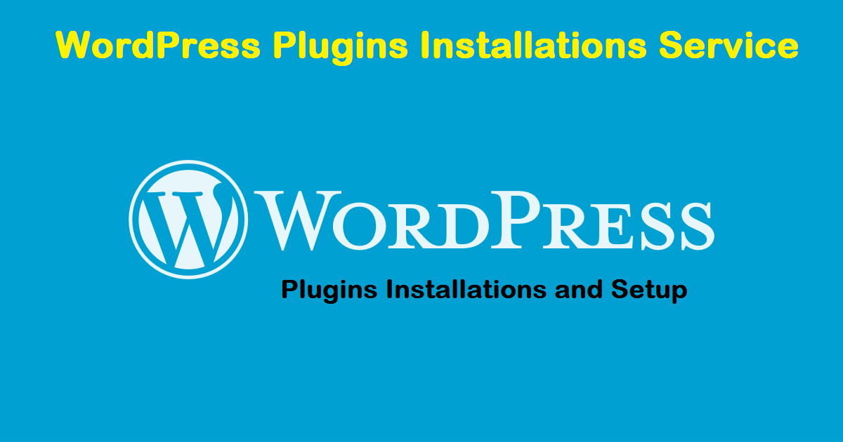 Will install useful WordPress Plugins