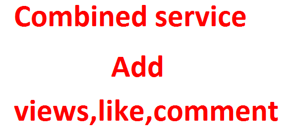 10000 Plus YouTuVe V iews + 10 Custom comment with S ubscriber