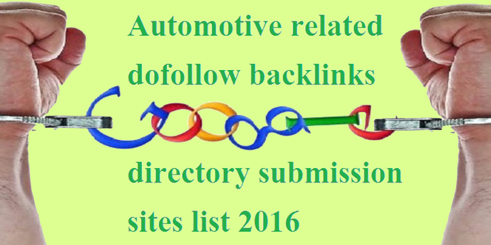 provides unique and manually directory Submission in High PR site.