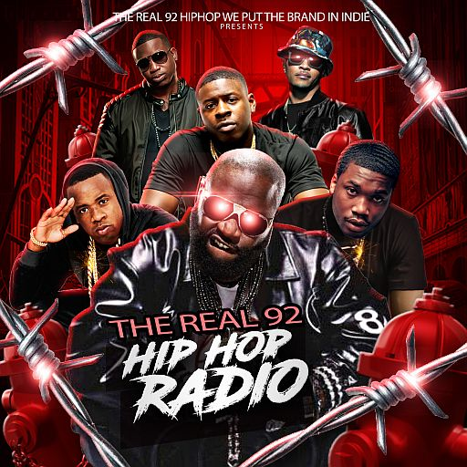 Get 45 days of radio spins on popular hiphop/r& b station