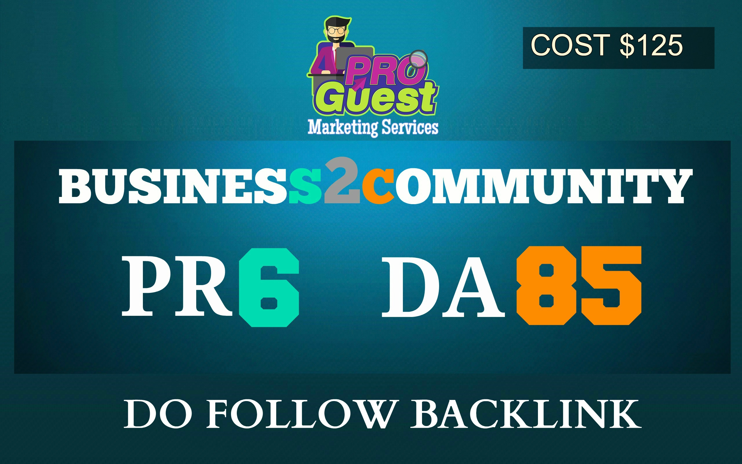 Write and Publish a Guest Post on Business2community. com