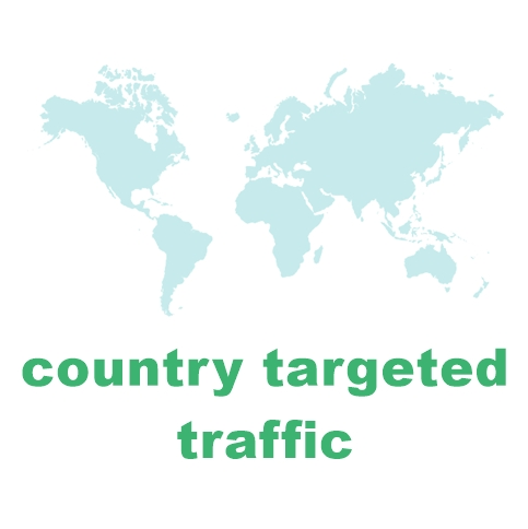 3000 quality country targeted traffic to your website