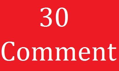 Add 30 Custom Coment 1-6 Hours fast
