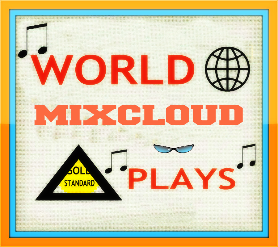 12,000 WORLD MIXCLOUD PLAYS