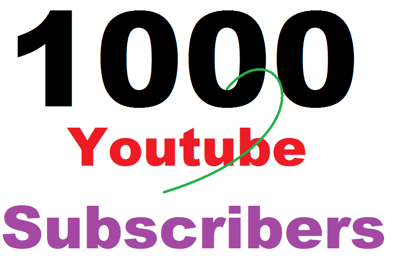 1001 non drop subscribers for channel