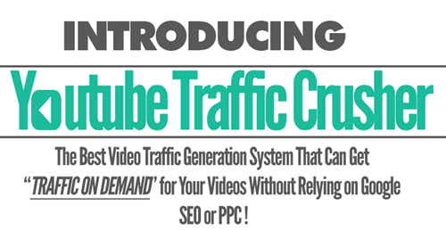 Generate Massive Traffic To Your Video Without Relying On Google SEO Or PPC