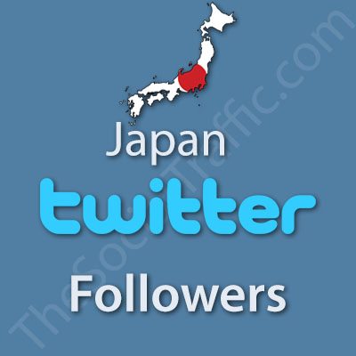 Gain 1000 HQ Japanese Twitter Followers