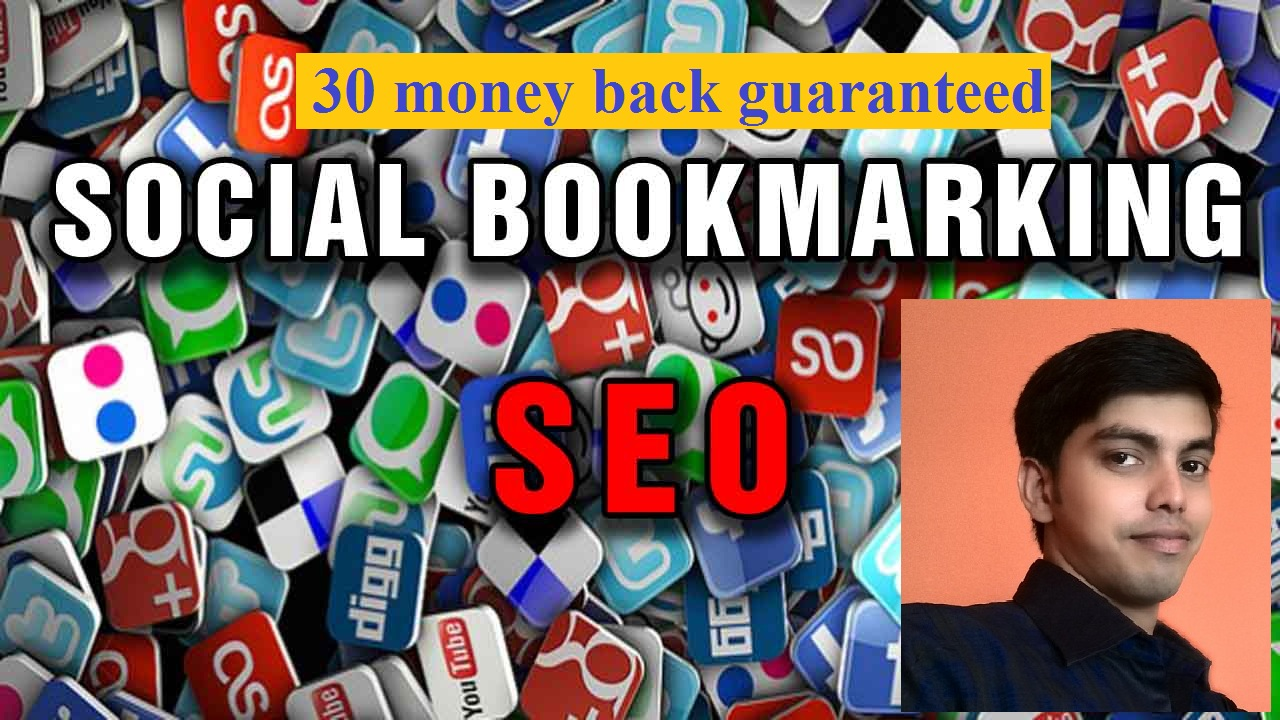 High PR 30 social bookmarking for your site
