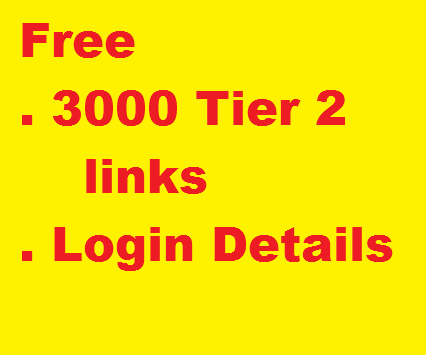 Manual 270+ links, DA 45 to 99, 2 tiered from 170 domains. Valuable extras from