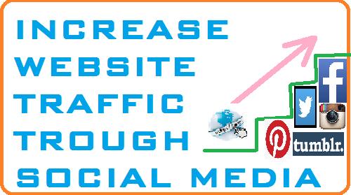 Unlimited Social Media Visitors Traffic to Website