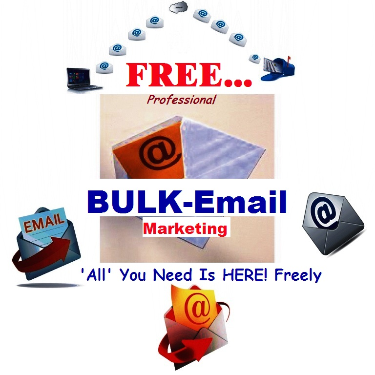 Bulk Email - Give You ALL You Need To Start a Self-Hosted BULK Email Marketing - Hurry Now Limited Time OFFER