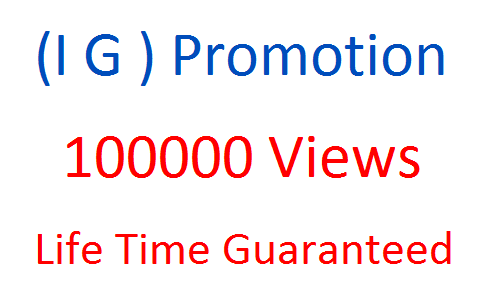 Instantly add 100000 HQ,HR,Guaranteed service for Your SMM post,like or video
