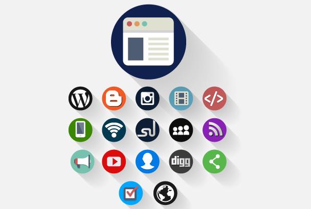 25+ High PR Web 2 Blog Network Manually for SEO