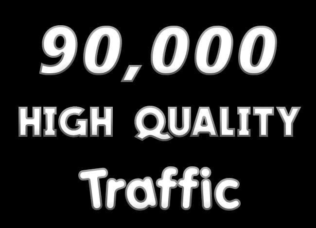 90,000 real unique human views