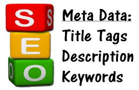 SEO On Page Meta Tags Optimization	Services