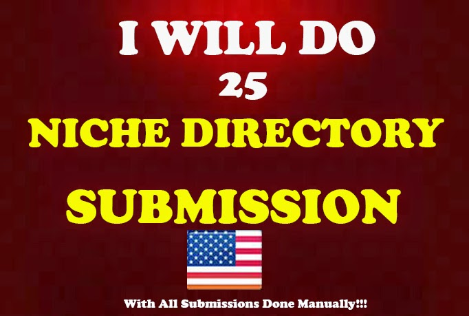 Provide 10TN Niche Directory Submission Manually Pr9 To Pr6