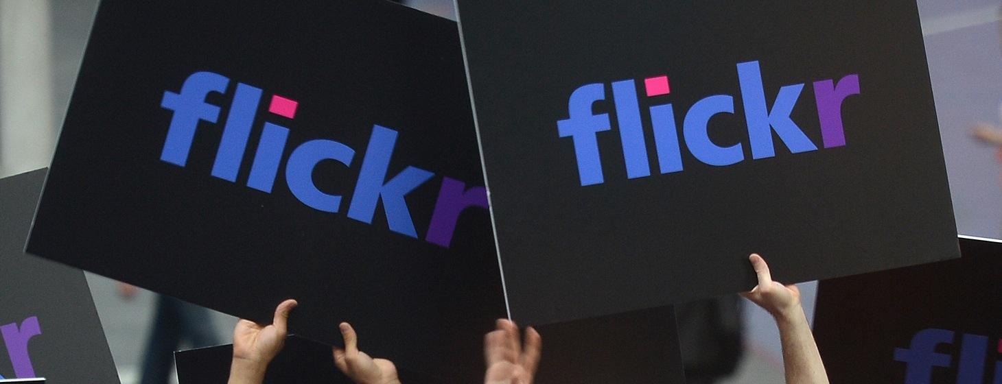 Flickr Photo Slideshow Full Timeline,  Auto Play,  FullScreen