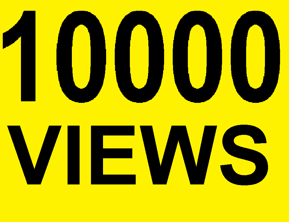 10000 High Retention Youtube Views Real Traffic