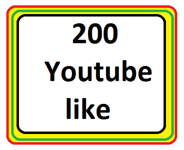 Add 200 Youtube likes in video Refill must be just very fast delivery just