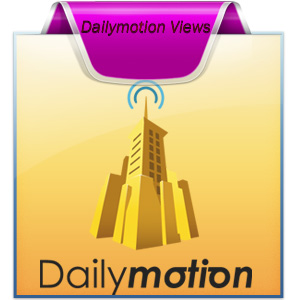 HQ 100,000 Organic Dailymotion Views