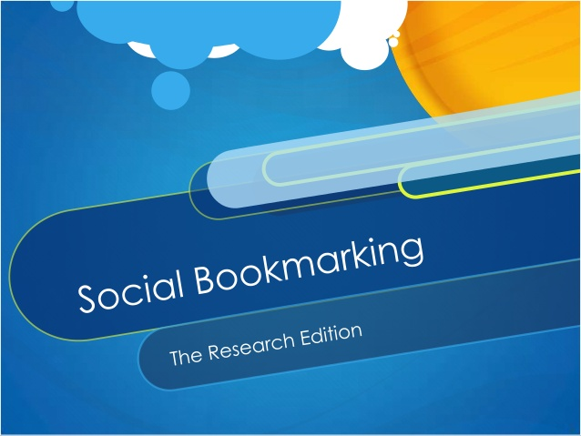 50+ Top Social Backlinks From Top Social Bookmarking Site