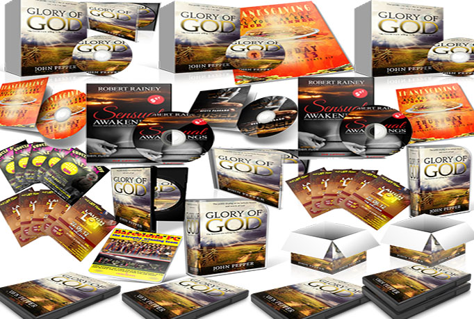 We will create bundle packages of ebooks,  CDs,  DVDs,  Box,  magazines etc for product marketing