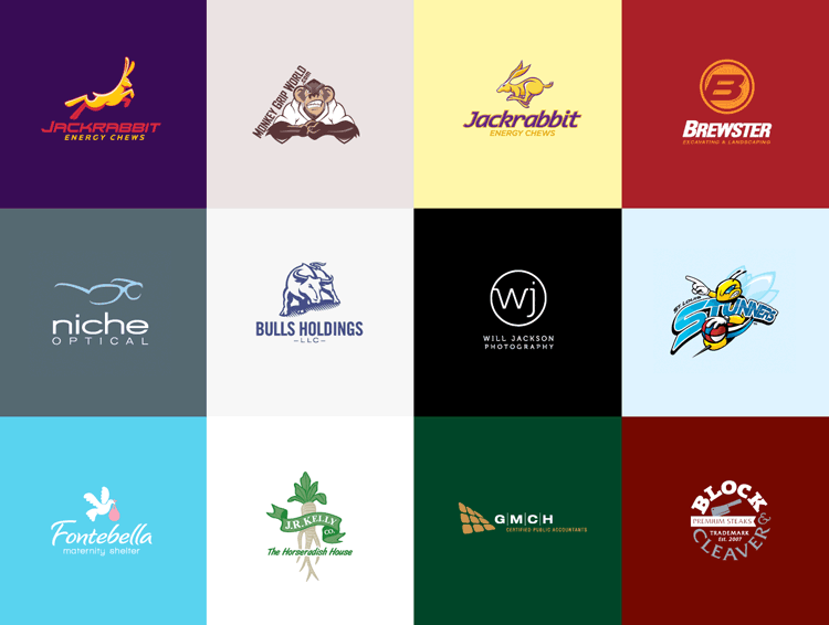 I will design 4 PROFESSIONAL logo samples in 10HRS