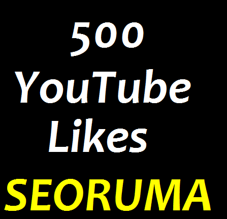 Super Fast 500+ Real YouTube likes OR 25+  YouTube custom comments  with in 1-4 Hours