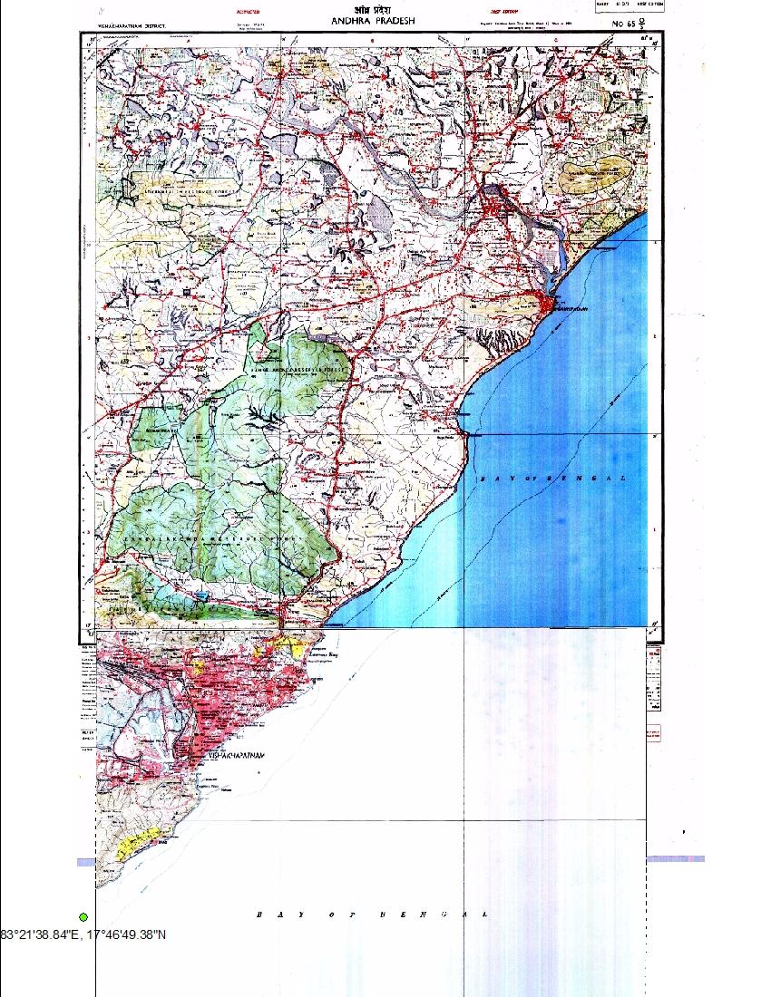 GIS Data Development Work