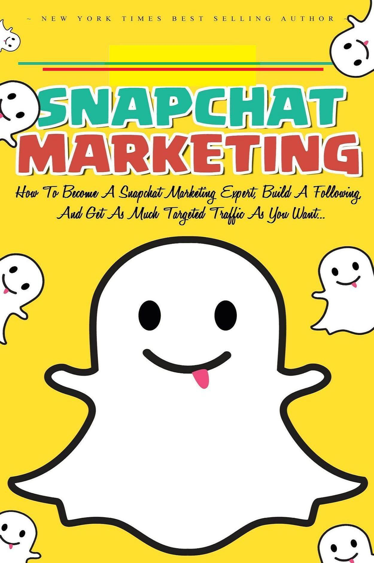 Snapchat Marketing - ebook