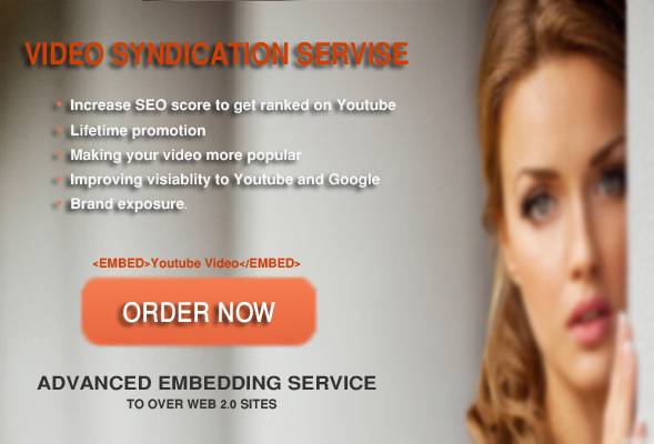 Youtube Viral SEO - 7,000 Embeds, Backlinks, 20 social signals, 500 Livestream profile submission & more