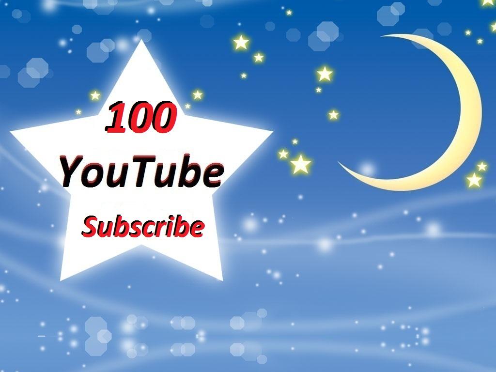 1000 YouTube Subscribe non drop