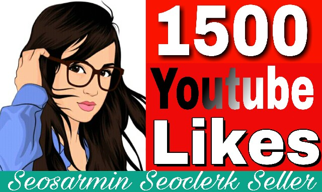 Safe 1,500+YouTube YouTube Video Likes Non Drop Guaranteed very fast Delivery Just