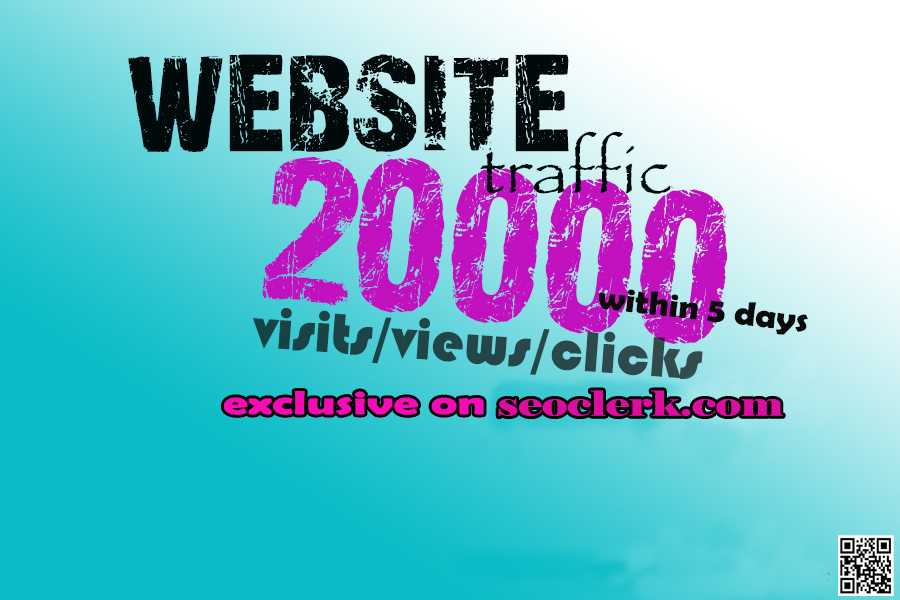 drive unlimited,  quality web traffics for you